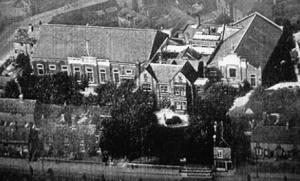 bradbury hall