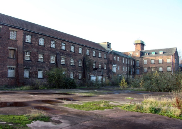 Walton Works site